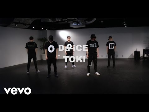 Da-iCE(ダイス) - TOKI -Da-iCE Official Dance Practice-