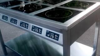 видео Индукционная варочная панель плюсы минусы: для потребителя