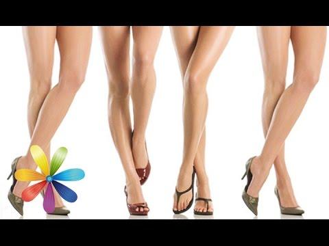 Cмотреть онлайн Ножки как у танцовщицы за 2 недели - Все буде добре - Выпуск 589 - 27.04.15