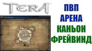 ПВП арена Каньон Фрейвинд - TERA Online