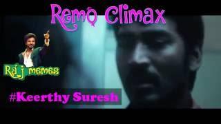 Remo Climax In Thodari Version-video Meme
