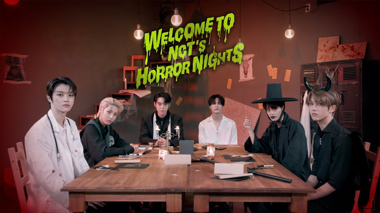 Download 🩸괴담회에 어서오세요🩸: 첫 번째 이야기   WELCOME TO NCT'S HORROR NIGHTS