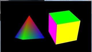 C# OpenGL Tutorial 5 : Rendering 3D Shapes