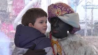 Os Reis Magos de Oriente visitaron o concello de Soutomaior
