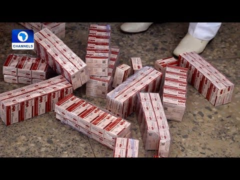 NDLEA Intercepts Drugs Meant For Boko Haram In Adamawa