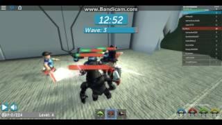ROBLOX TNT Rush Event Boss Battle