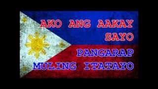 Repeat youtube video PAGBANGON - Julie Anne San Jose LYRICS (JAPS)