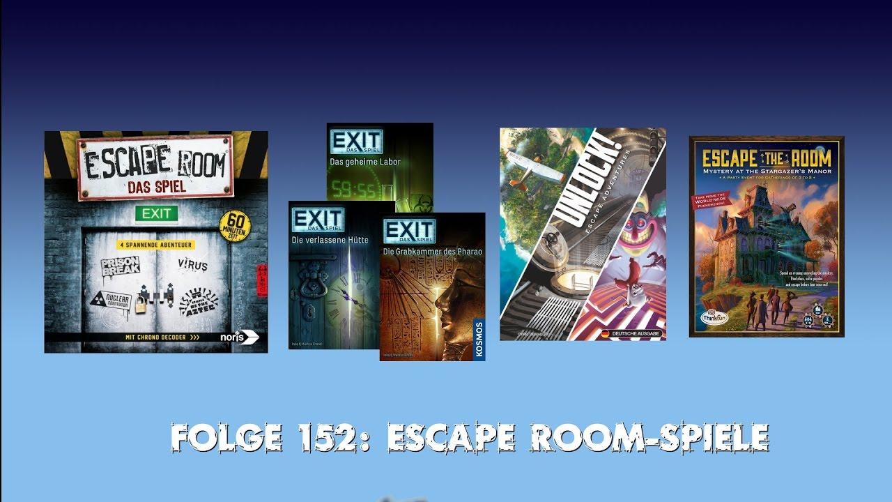 Escape Room Online Spiel