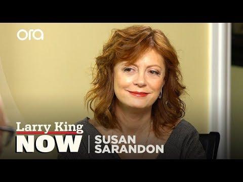 Susan Sarandon on