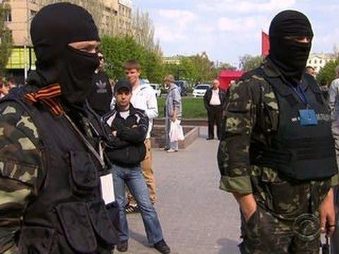 Ukraine tensions grow, as observers held captive