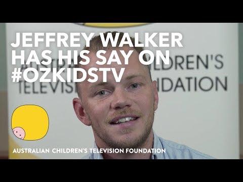 Australian and Children's Content : Jeffrey Walker has his say on OzKidsTV