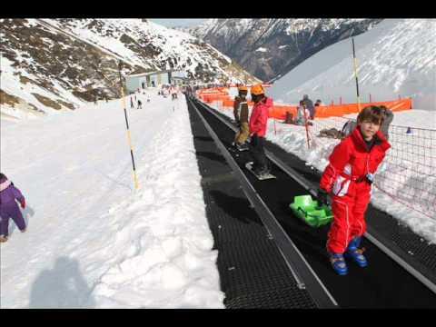 funbelt tapis roulant pour skieurs de cauterets