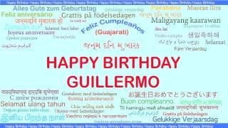 Guillermo   Languages Idiomas - Happy Birthday