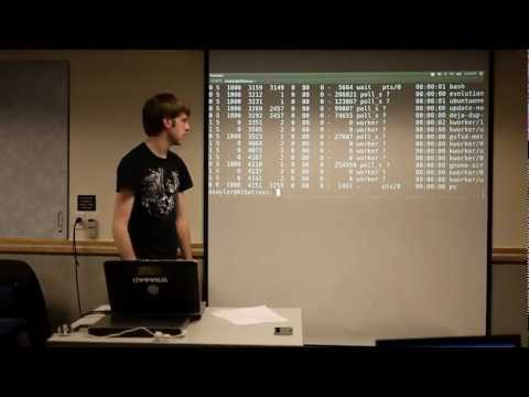 CU - AGSO - Introduction To Linux - Session 2 - Part 3 - System Commands