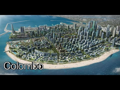 COLOMBO SRI LANKA Will Become An ECONOMIC POWERHOUSE
