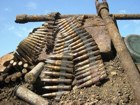 Раскопки в полях Второй Мировой Войны Фильм 21/Excavation in fields of World War II the Film 21