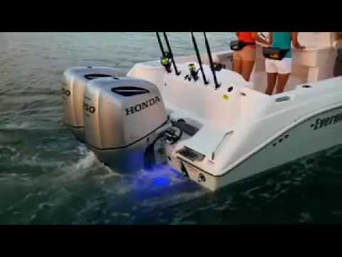 Introducing the Honda BF250 Outboard Engine