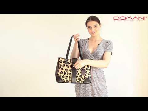 Кожаная сумка Gillian/ Обзоры брендовых сумочек/ Интернет-магазин Domani