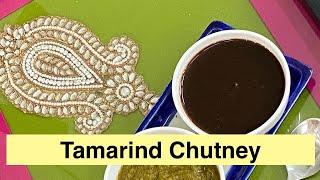 Tamarind (imli) Chutney Recipe By Showmethecurry
