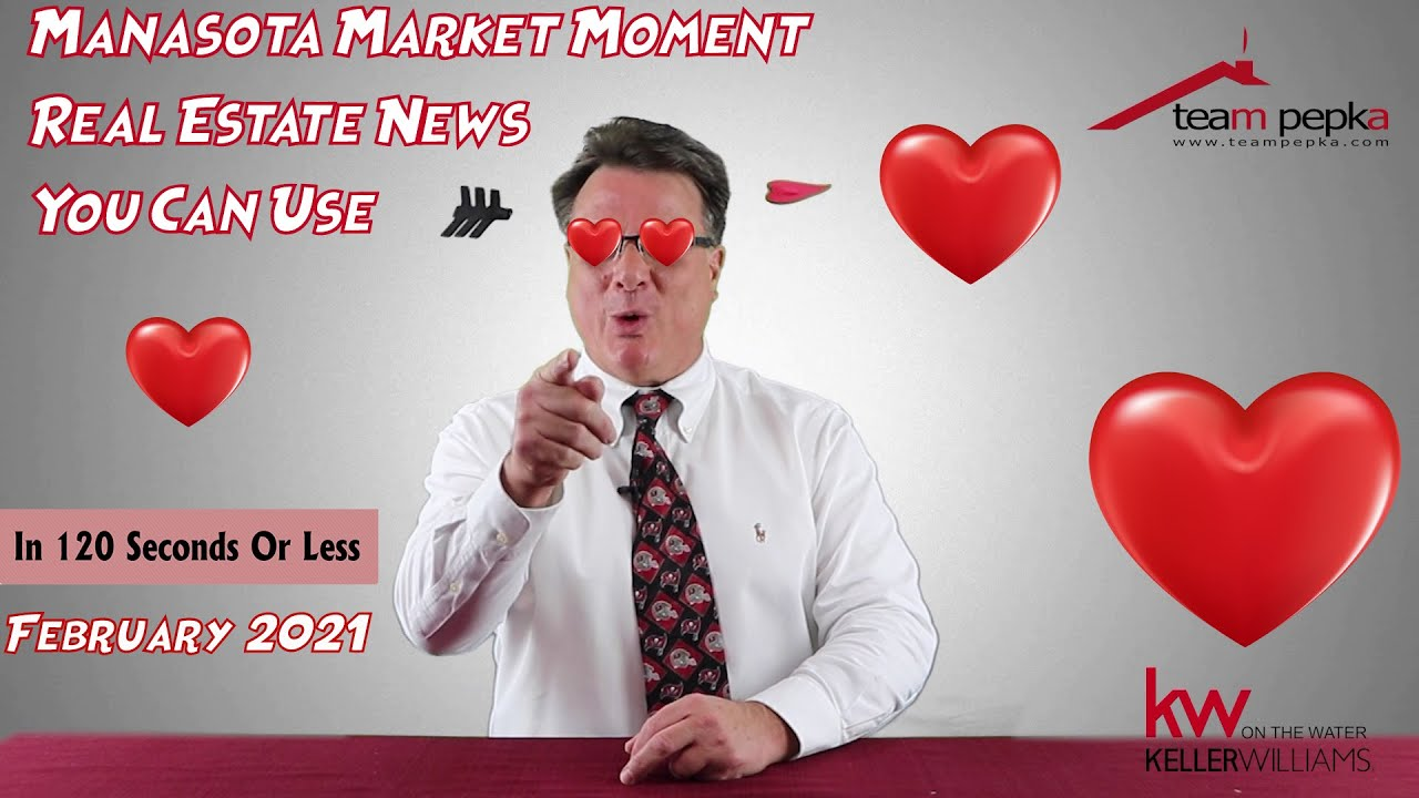 Manasota Market Moment February 2021