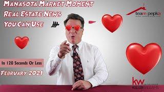 Manasota Market Moment February 2021