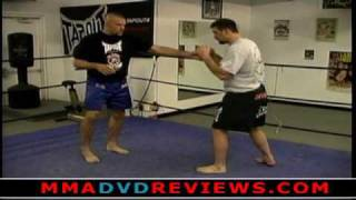 Chuck Liddell - Kicking Techniques for MMA