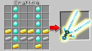 BIGGER Crafting Tables in Minecraft?! w/BeckBroJack ✅ Enjoyed the v...