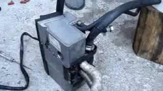 Вебасто Термо Топ Т випробувачів BW50