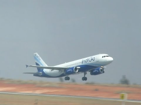 INDIA Bengaluru Kempegowda International Airport : Aircraft Landing Takeoff Pushback Actions Part 1
