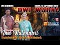 Pagelaran Sandiwara DWI WARNA  Kamis, 13 September 2018 # MALAM