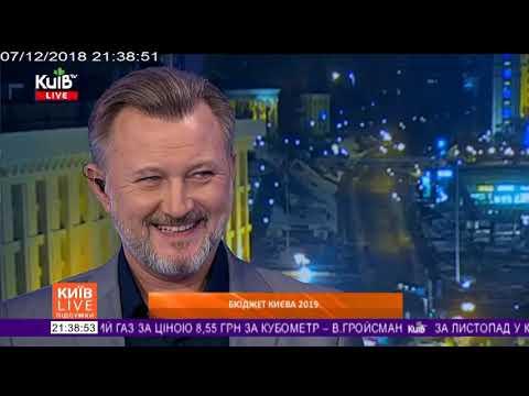 Телеканал Київ: 07.12.18 Київ Live Підсумки 21.25