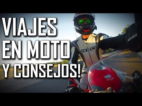 Mis Viajes en Moto y Consejos para Viajar! - Majes Motovlogs en Español #23