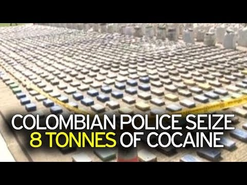 10 Of The Biggest Drug Busts Of All Time
