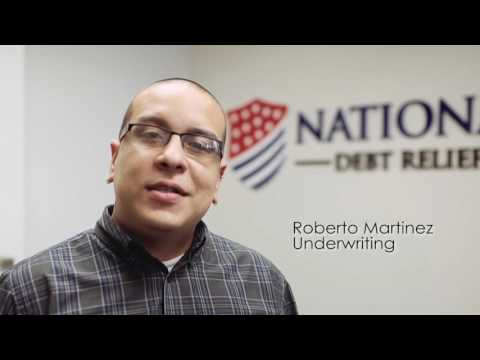 National Debt Relief employee review - Roberto Martinez - Underwriting