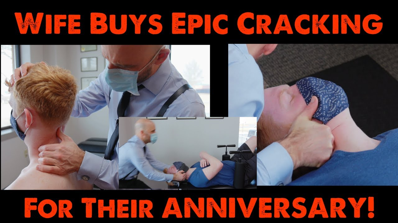 Drove 6 Hrs* Gets Full Body Crack ~ 11 Yrs after Amateur Neck Cracking Went Wrong! Chiropractic 47.