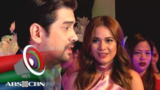 Ian Veneracion and Bea Alonzo share their first impressions of each other