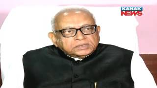 Ruckus By Opposition In Odisha Assembly: Reaction of Narasingha Mishra