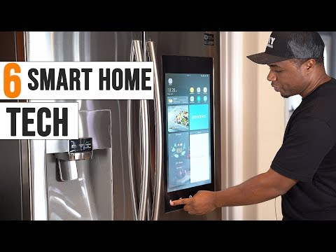 6 Smart Home Tech & Home Automation Upgrades to make your home smarter