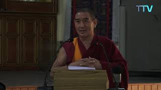 CHTS Sarah honors Dr. Tenzin Dorjee with