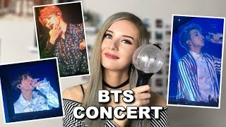 BTS Love Yourself Tour London Experience (9/10/18) // ItsGeorginaOkay