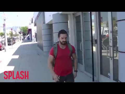 Shia LaBeouf Offers Apology to Authority Following Arrest | Splash News TV