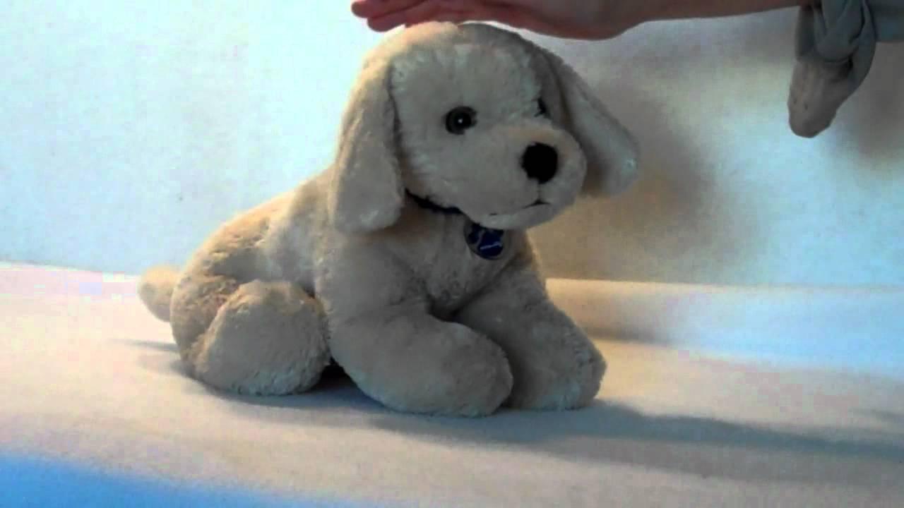 2008 Nintendo Nintendogs Lab Animatronic Dog 17 Quot Plush Toy