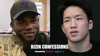 【番組】RIZIN CONFESSIONS #55