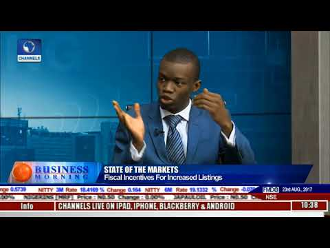 Focus On Nigeria's Fiscal Economy And Market Growth Pt 1 | Business Morning |