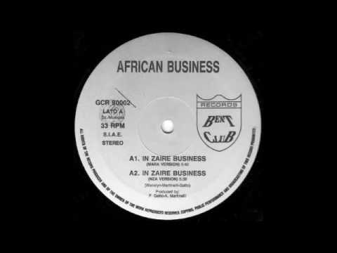 African Business   In Zaire Mara Mix