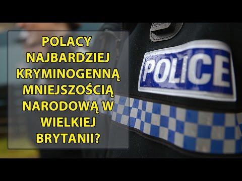Polacy W Wielkiej Brytanii Dokonują Najwięcej Przestępstw?