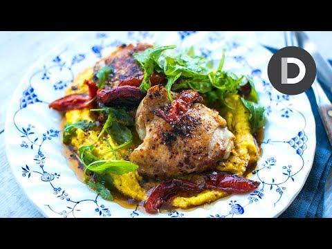 Easy CAJUN CHICKEN Dinner Recipe!