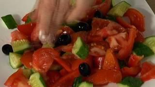 Что Есть. Греческий салат