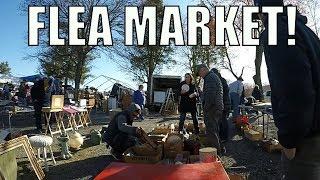 Selling at the Flea Market - It's a NEW Season!