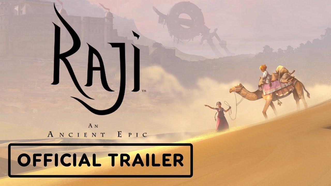 Raji: An Ancient Epic - Official Nintendo Switch Trailer